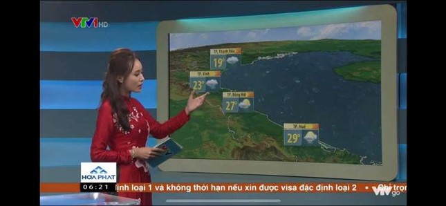 Xuân Anh: Từ Á khôi sinh viên đến MC thời tiết tài năng, xinh đẹp ảnh 2