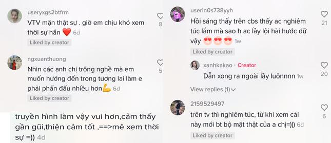 Đạt 10 triệu view clip hậu trường, MC Xuân Anh chia sẻ 'Tôi vui đến mức mất cả ngủ' ảnh 4