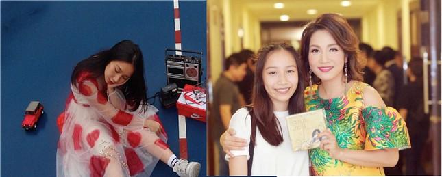 Diva Mỹ Linh chia sẻ xúc động khi con gái Mỹ Anh ra MV đầu tiên ảnh 1