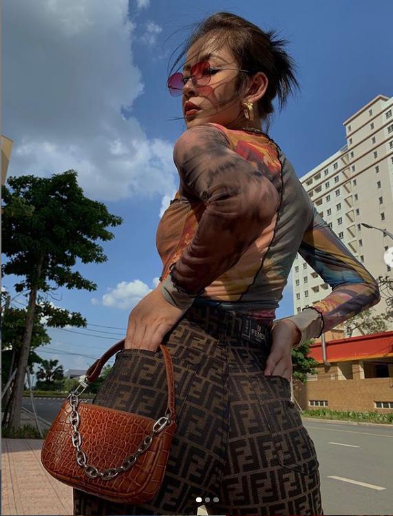 Đường cong sexy nuột nà của vợ hai đại gia Minh Nhựa ảnh 12
