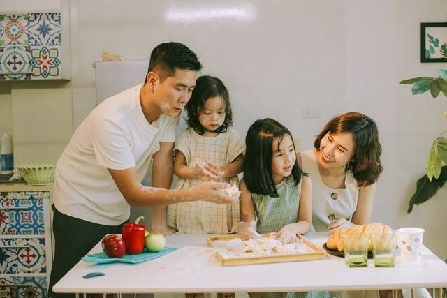 Sau tái hợp, Lưu Hương Giang chia sẻ bí quyết giữ lửa gia đình hạnh phúc ảnh 5