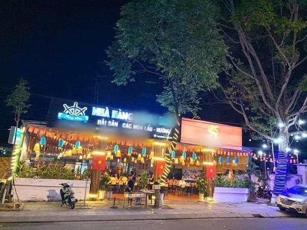 Nhà hàng của MC Nguyên Khang tại Phú Quốc cháy rụi trong biển lửa ảnh 3