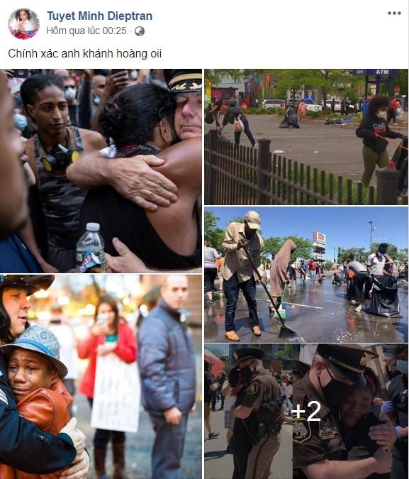 Nhiều cơ sở kinh doanh của sao Việt tại Mỹ bị người biểu tình đập phá ảnh 2