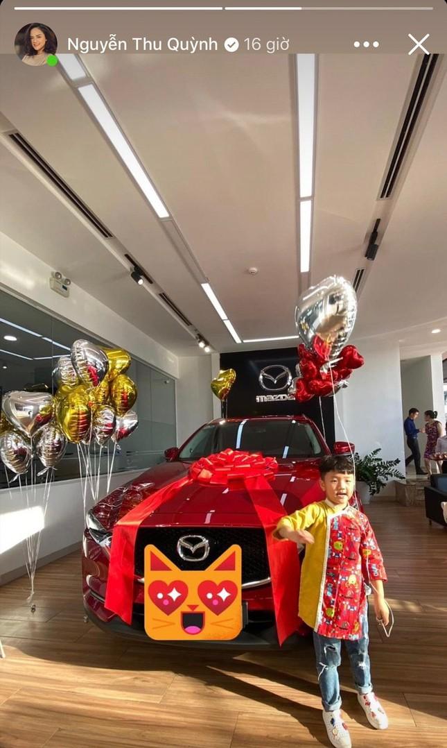 Thu Quỳnh mua nhà tậu xe tiền tỷ khiến triệu người ngưỡng mộ ảnh 1
