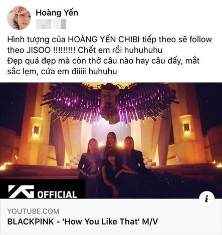 Sao Việt 'điên đảo' với 'How you like that', quay cuồng cover Blackpink ảnh 3
