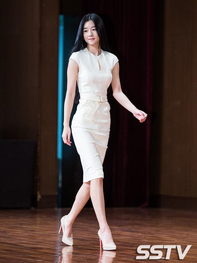 'Sốc nặng' khi Seo Je Jin tiết lộ sự thật về vòng eo nhỏ siêu thực ảnh 5