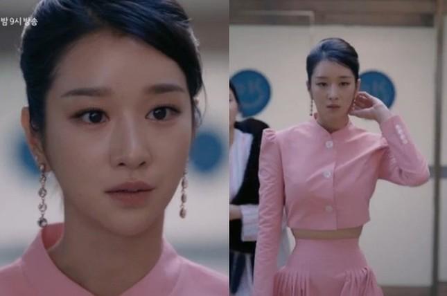 'Sốc nặng' khi Seo Je Jin tiết lộ sự thật về vòng eo nhỏ siêu thực ảnh 2