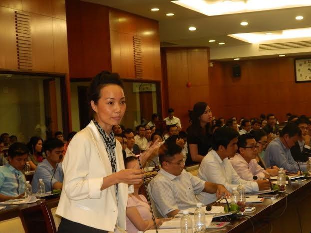 Chủ tịch UBND TPHCM đối thoại với thanh niên khởi nghiệp ảnh 1