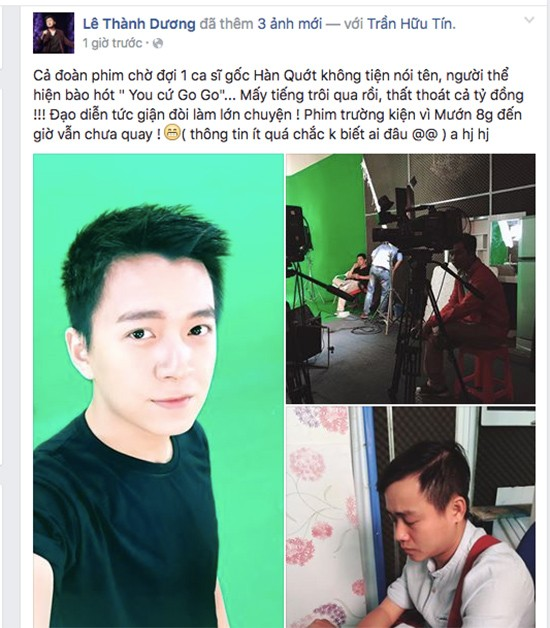 Thực hư việc Hari Won đi muộn làm thất thoát tiền tỷ của đoàn làm phim ảnh 1