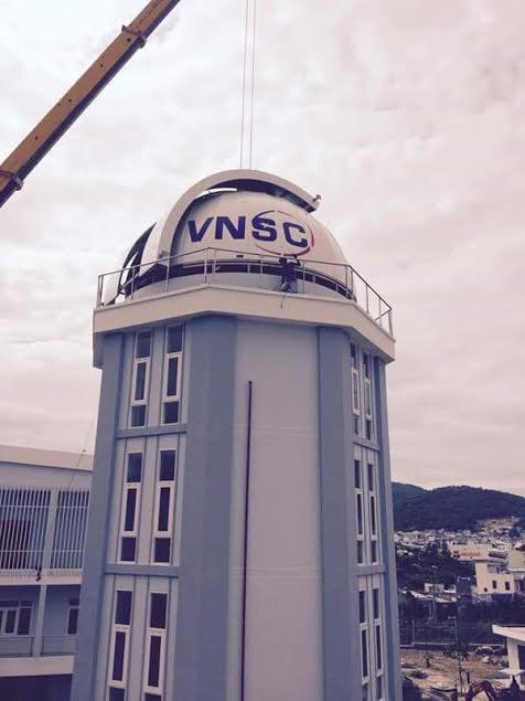 Ngắm đài thiên văn đầu tiên của Việt Nam ở Khánh Hòa ảnh 3