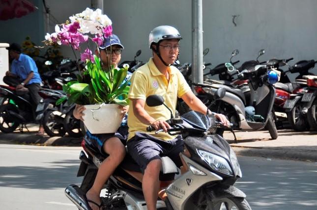 Đường phố Sài Gòn ngập hoa, nhộn nhịp không khí Tết ảnh 2