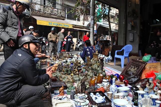 Chiều cuối năm trên chợ hoa phố cổ Hàng Lược ảnh 11