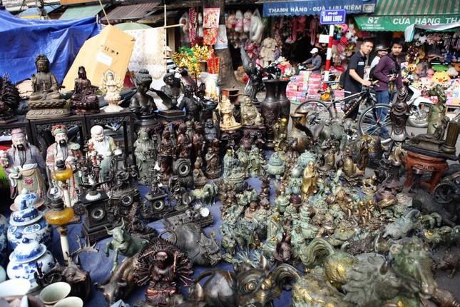 Chiều cuối năm trên chợ hoa phố cổ Hàng Lược ảnh 12
