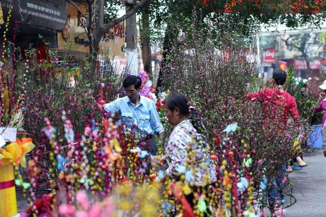 Chiều cuối năm trên chợ hoa phố cổ Hàng Lược ảnh 9