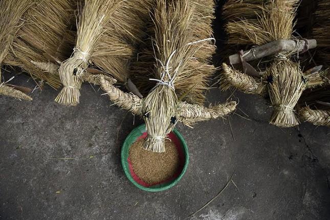 Lạ kỳ lễ hội trâu rơm, bò rạ ở đồng bằng sông Hồng ảnh 4
