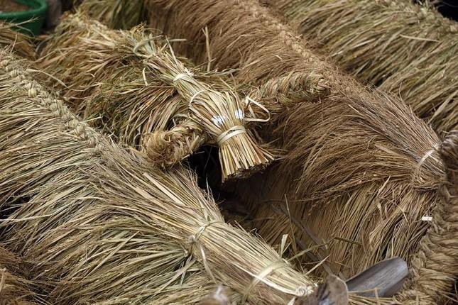 Lạ kỳ lễ hội trâu rơm, bò rạ ở đồng bằng sông Hồng ảnh 9