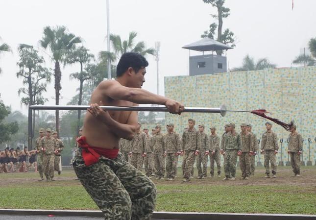 Những tuyệt kỹ võ thuật của đặc công Việt Nam ảnh 3