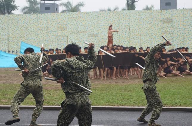 Những tuyệt kỹ võ thuật của đặc công Việt Nam ảnh 5
