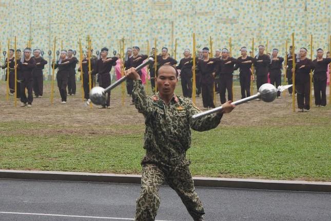 Những tuyệt kỹ võ thuật của đặc công Việt Nam ảnh 7
