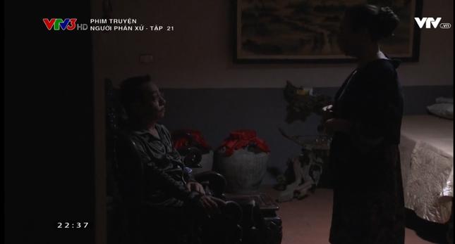 Người phán xử tập 21: Phan Quân tìm nơi ẩn nấp, Lê Thành bế tắc trong lưới tình ảnh 3