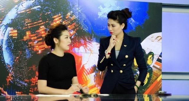 Những hoa hậu, á hậu bén duyên với VTV ảnh 12