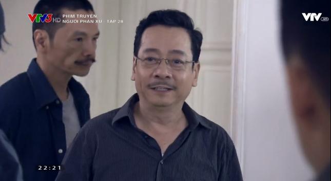 """""""Người phán xử"""" tập 28: Lê Thành tuyên bố không có người cha như Phan Quân ảnh 3"""