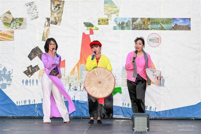 Sôi nổi Lễ hội Văn hoá Việt Nam Vietfest tại Úc ảnh 3