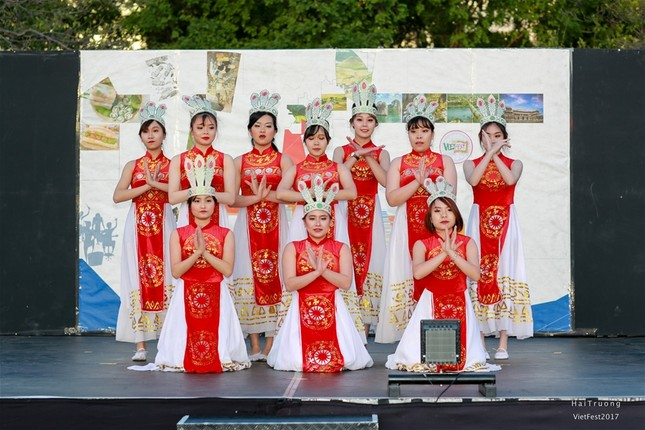Sôi nổi Lễ hội Văn hoá Việt Nam Vietfest tại Úc ảnh 9