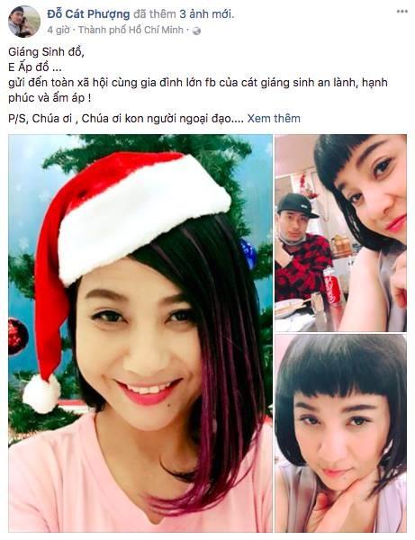 Hà Hồ - Kim Lý và loạt sao Việt chia sẻ gì dịp Giáng sinh? ảnh 5