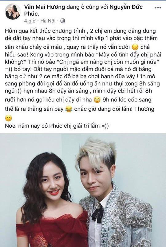 Hà Hồ - Kim Lý và loạt sao Việt chia sẻ gì dịp Giáng sinh? ảnh 8