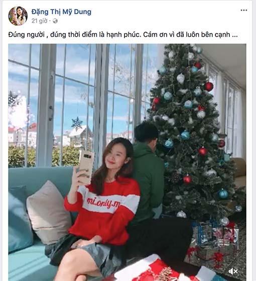 Hà Hồ - Kim Lý và loạt sao Việt chia sẻ gì dịp Giáng sinh? ảnh 9
