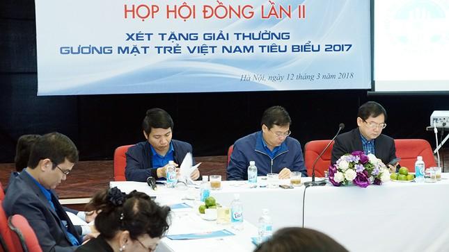 Công bố 10 Gương mặt trẻ Việt Nam tiêu biểu năm 2017 ảnh 1