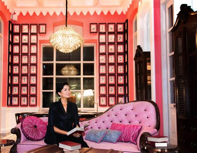 Bữa tối lãng mạn của Tân hoa hậu H'Hen Niê tại JW Marriott Phu Quoc ảnh 2