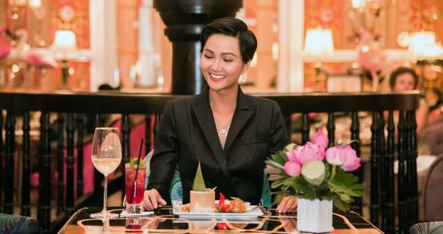 Bữa tối lãng mạn của Tân hoa hậu H'Hen Niê tại JW Marriott Phu Quoc ảnh 3