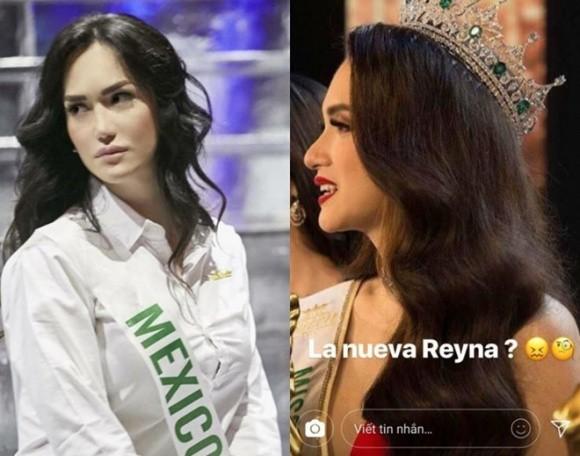 Hương Giang trả lời truyền thông Thái về người đẹp Mexico không phục ảnh 1