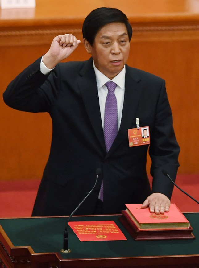 Trung Quốc bầu các chức vụ lãnh đạo nhà nước và Quốc hội ảnh 1