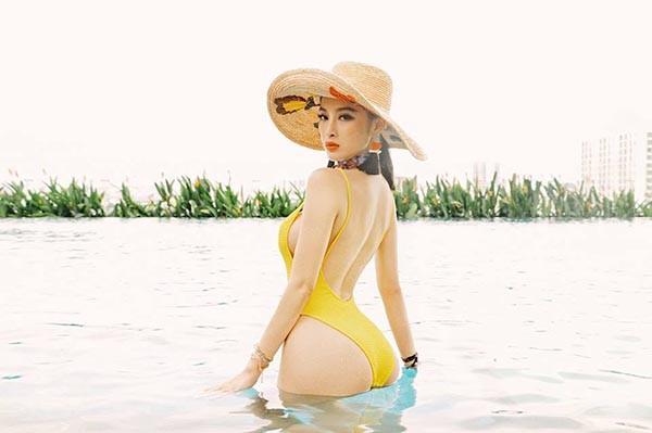 Angela Phương Trinh lại khoe ảnh bikini khiến cư dân mạng 'náo loạn' ảnh 6