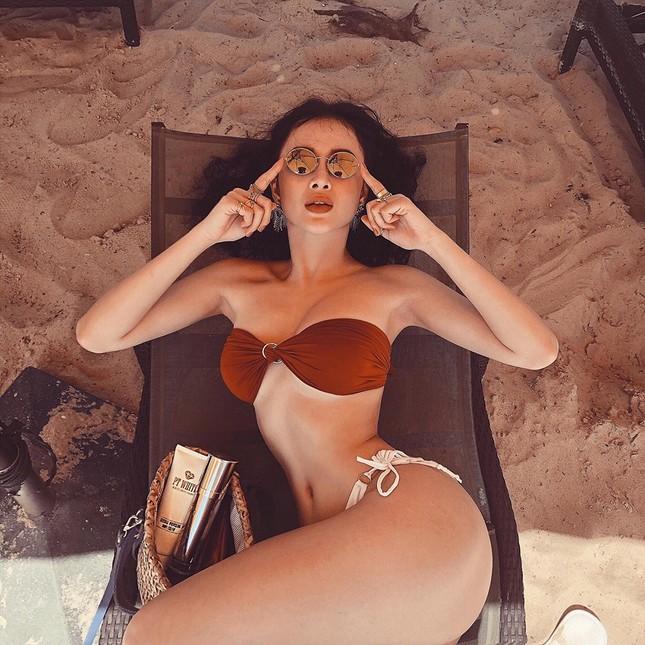 Angela Phương Trinh lại khoe ảnh bikini khiến cư dân mạng 'náo loạn' ảnh 3