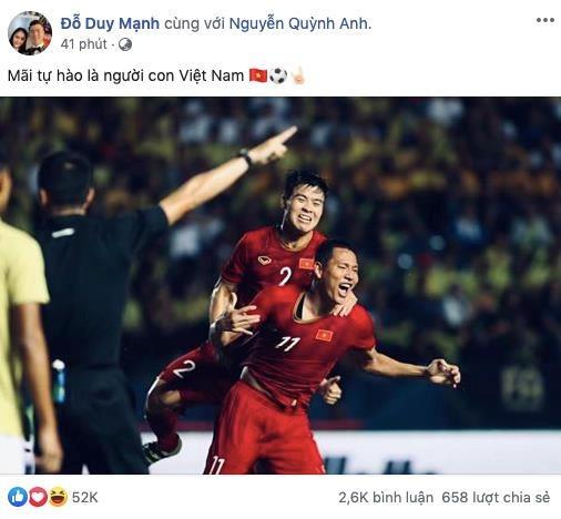 Tuyển Việt Nam thắng Thái Lan, bạn gái hotgirl của Lâm Tây nói gì? ảnh 6