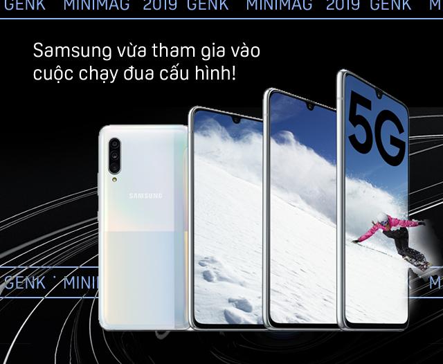 2019 thực sự là năm 'thê thảm' của Samsung: ảnh 1