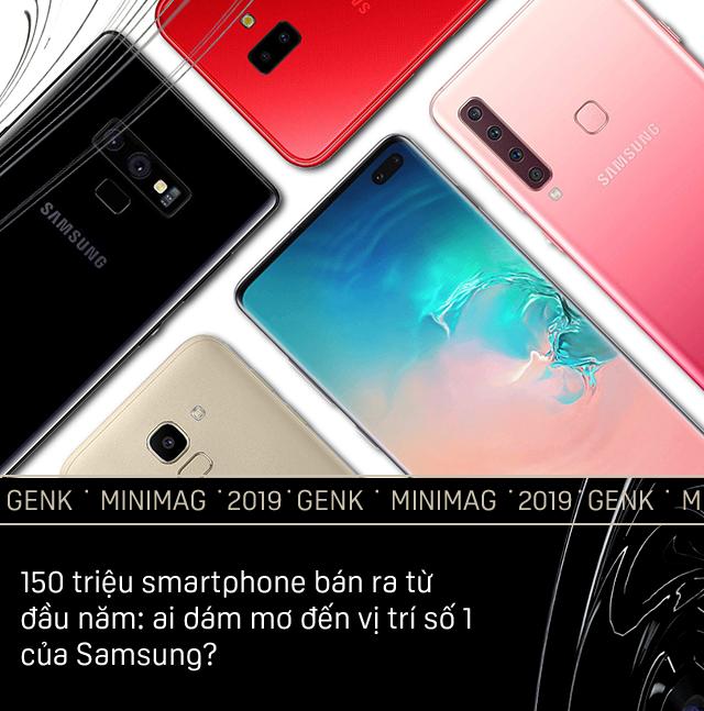 2019 thực sự là năm 'thê thảm' của Samsung: ảnh 2
