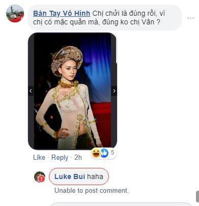 Ảnh Ngô Thanh Vân từng mặc áo dài không nội y lan truyền sau chỉ trích ca sĩ Mỹ ảnh 4
