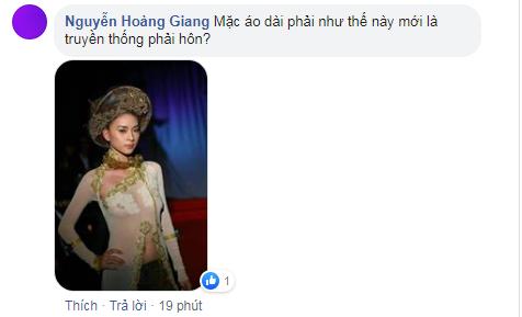 Ảnh Ngô Thanh Vân từng mặc áo dài không nội y lan truyền sau chỉ trích ca sĩ Mỹ ảnh 2