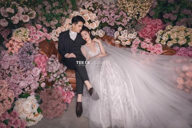 Bật mí về váy cưới của Đông Nhi ảnh 5