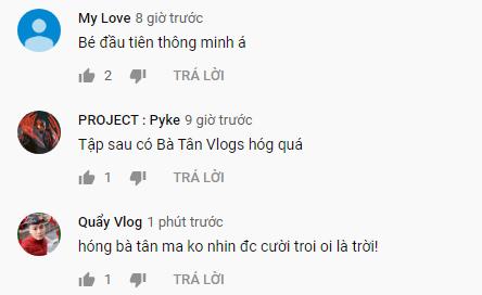 Bà Tân Vlog bị cắt sóng ở 'Thách thức danh hài'? ảnh 2