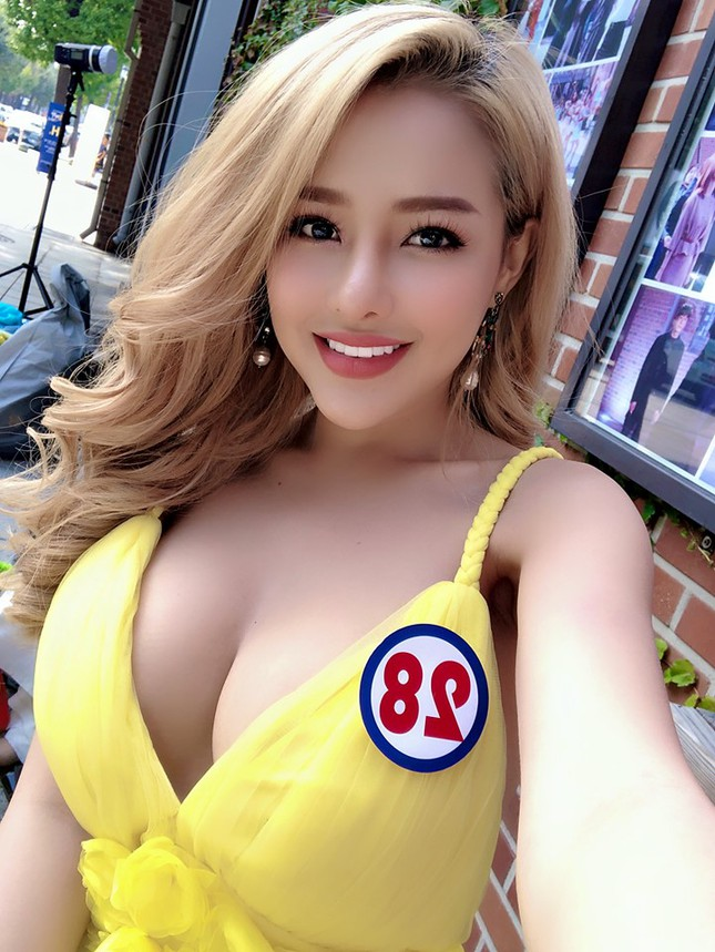 Ngân 98 gây tranh cãi khi tuyên bố thi nhan sắc ở Hàn Quốc ảnh 1