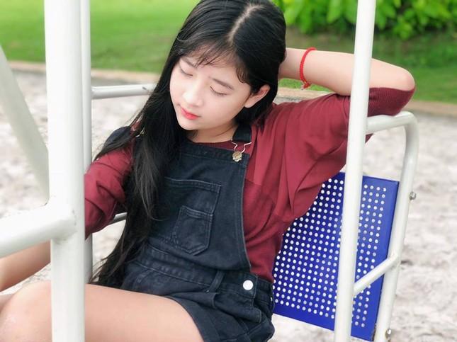 Con gái của NSND Hồng Vân và Lê Tuấn Anh xinh đẹp, có năng khiếu diễn xuất ảnh 5