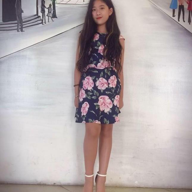 Con gái của NSND Hồng Vân và Lê Tuấn Anh xinh đẹp, có năng khiếu diễn xuất ảnh 8