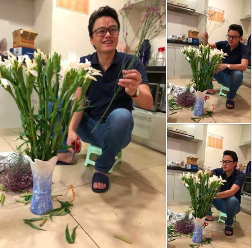 MC Quyền Linh viết tâm thư xúc động gửi vợ ngày 20/10 ảnh 5