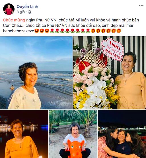 MC Quyền Linh viết tâm thư xúc động gửi vợ ngày 20/10 ảnh 1